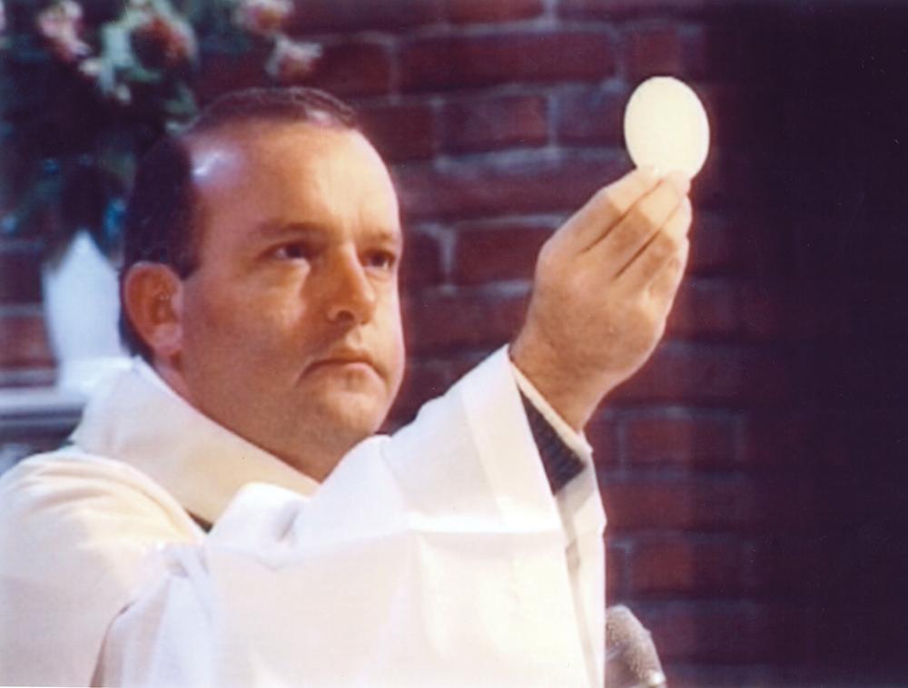 Padre Alejandro Pezet
